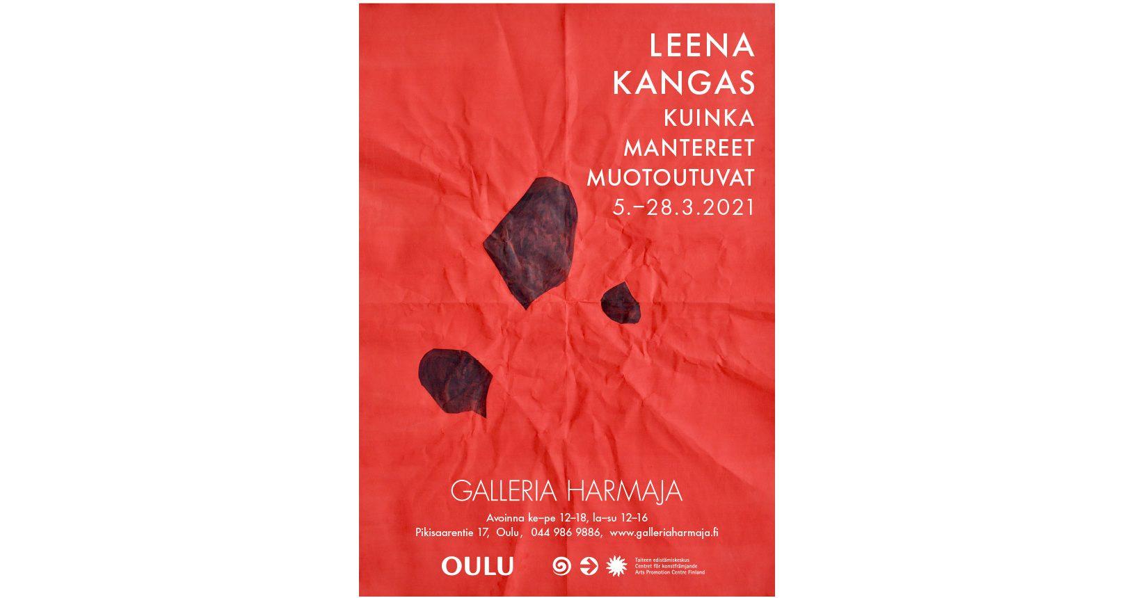 Leena Kangas: Kuinka mantereet muotoutuvat
