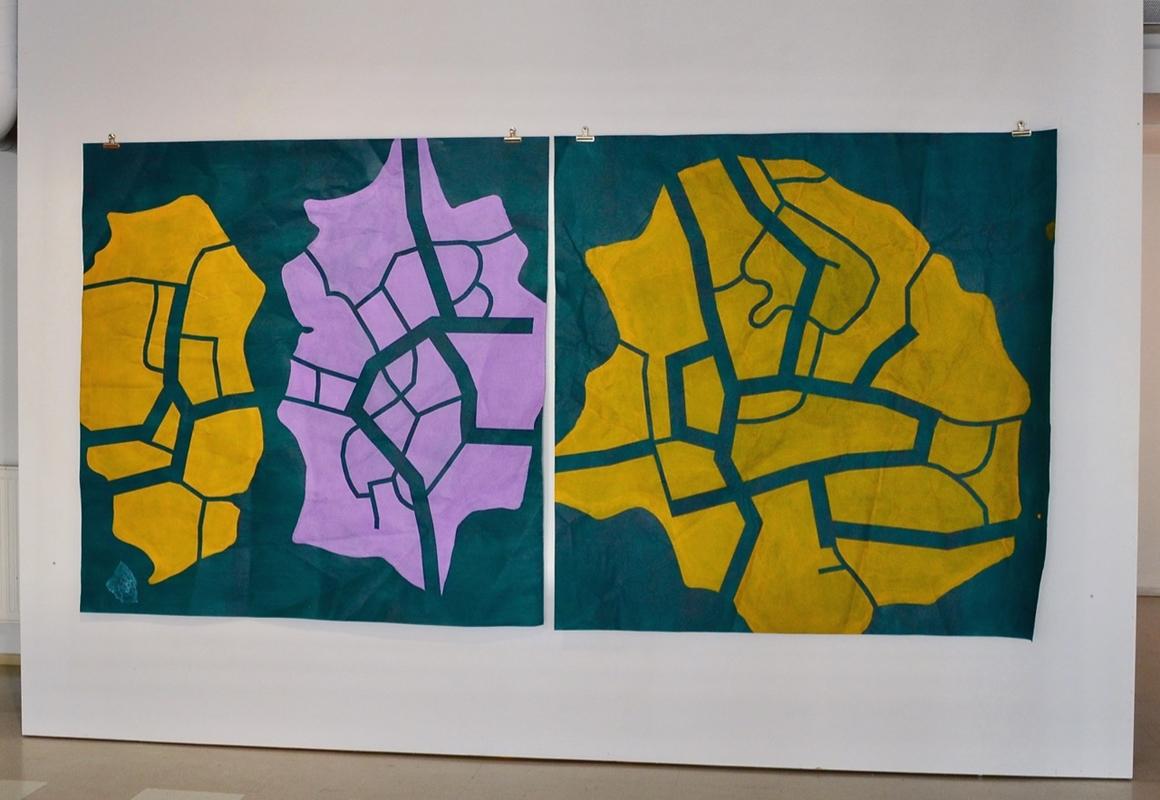Tissue 2 & Tissue 1 // Kudos 2 & Kudos 1, 2020
